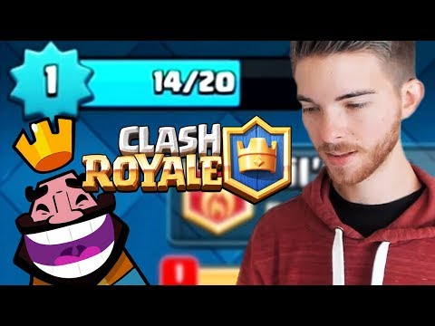Clash Royale TROLLED my Level 1 Account..