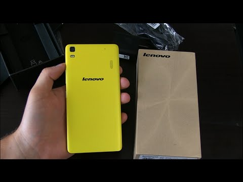 Lenovo K3 Note Unboxing and First Impressions