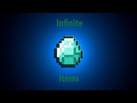 Minecraft infinite diamond/everything tutorial