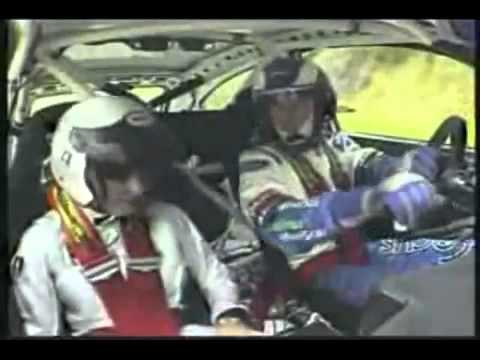 Driving Tips from de best rally driver Colin McRae