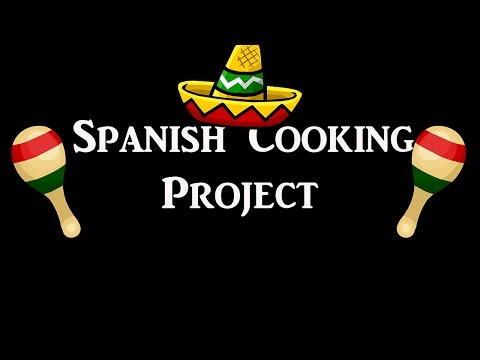 Spanish Baking Cookies! I