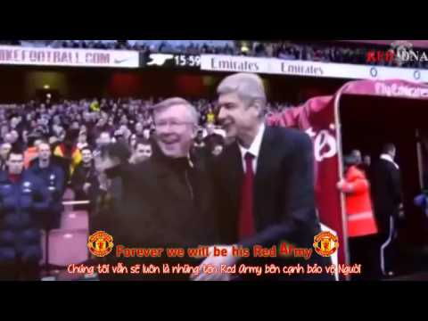Sir Alex Ferguson Song  The World Red Army Ft Fabrian Goroncy