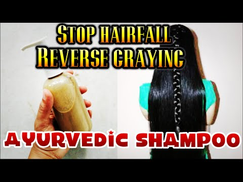BEST Shampoo To STOP HAIRFALL | With ayurveda's MAGICAL formulation