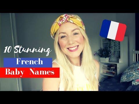 French Baby Names & Pronunciation   SJ STRUM