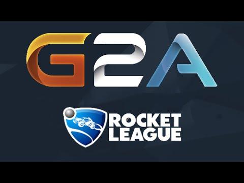 شرح شراء الألعاب من G2A   تجربة شراء لعبة Rocket League