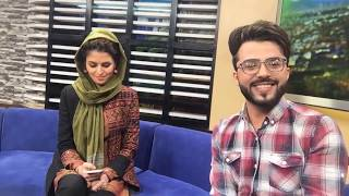 Download مریم خرمی و ایمل آصفی بطور زنده از صفحه فیسبوک طلوع Video