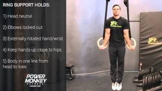 Monkey Method  Ring Support Hold