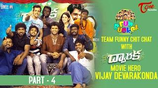 Fun Bucket Team Funny Skit with Dwaraka Movie Hero Vijay Devarakonda || #04