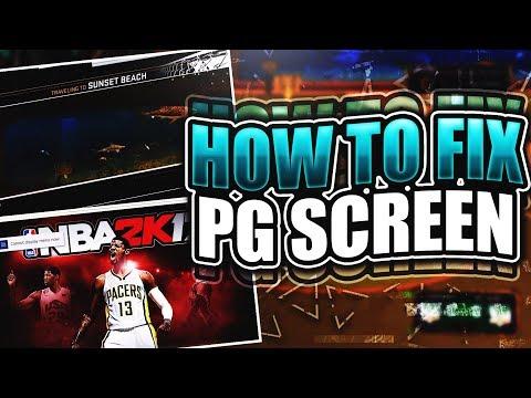 HOW TO FIX PG SCREENS & 2K SERVERS W/O DELETING APP 100% LEGIT!