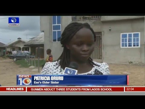 Charles Oruru To Take Daughter Ese To Church For Deliverance On Return