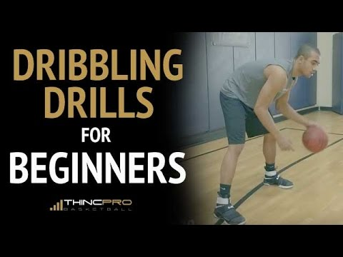 How to: Basketball Dribbling Drills for Beginners (Get Pro Handles at Home!)