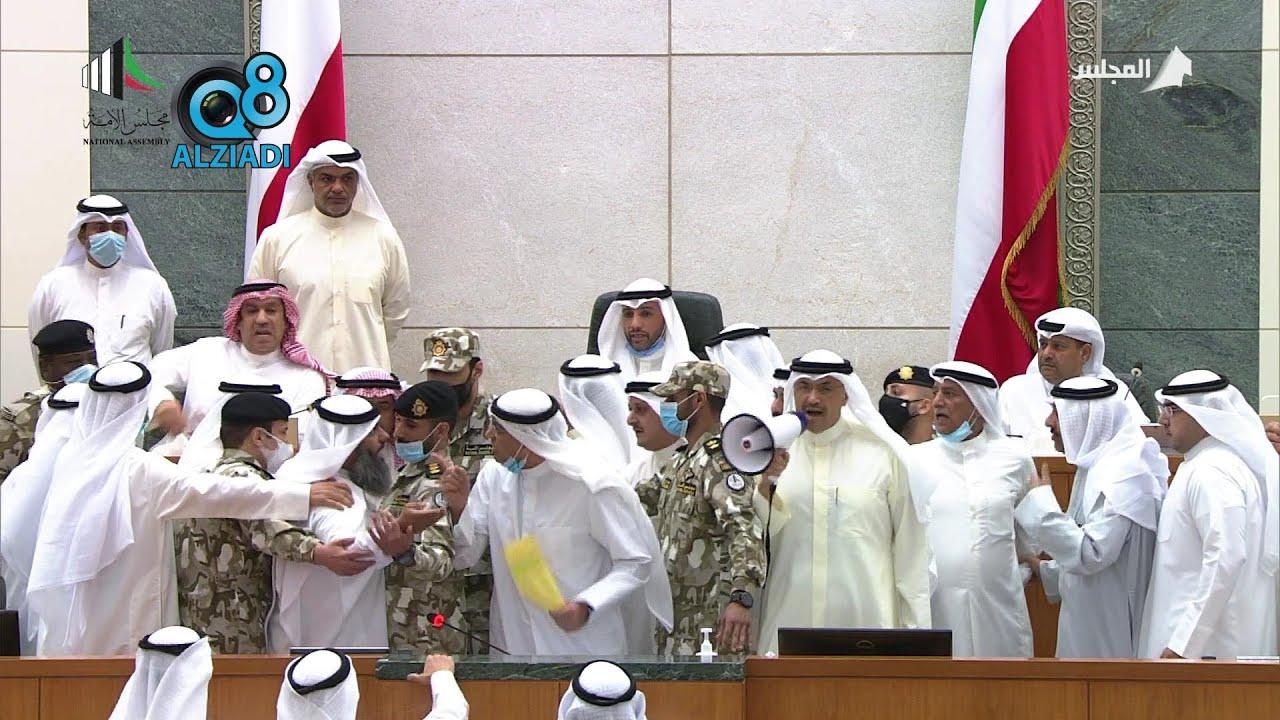 جلسة مجلس الأمة 13-4-2021 كاملة | هوشة طلب إلغاء تأجيل استجوابات رئيس الوزراء