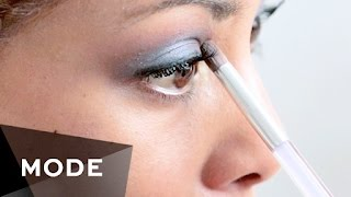 Day-to-Night Blue Eyes   Let's Face It ★ Glam.com