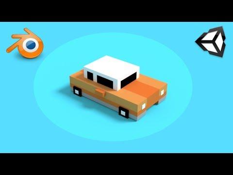Blender 3D Modelling Tutorial For Unity Game Development