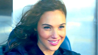 """Jason Statham Super Bowl Commercial 2017 WIX """"Food Truck"""" Gal Gadot Funny Sexy Superbowl Ad 2017"""