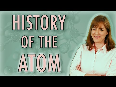 Chemistry & Physics: History of the Atom (Dalton, Thomson, Rutherford, and Bohr Models)