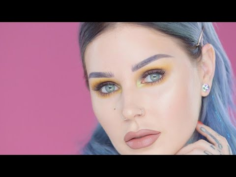 Mustard-Yellow Makeup Tutorial With KristenxLeanne!
