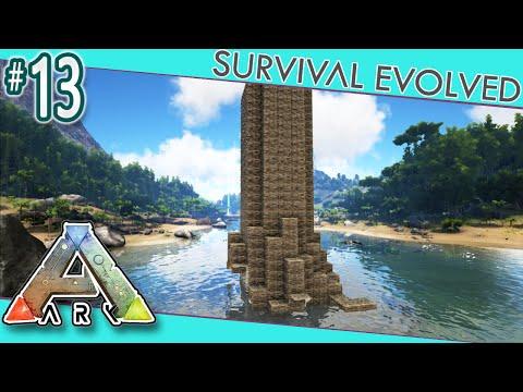 ARK: Survival Evolved - Beginning the PVP Base!  S3E13
