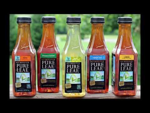 Broadcast project: Pure leaf tea- 15 sec cut