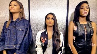 Three Girls, One Elevator (ft. Zendaya & Winnie Harlow)