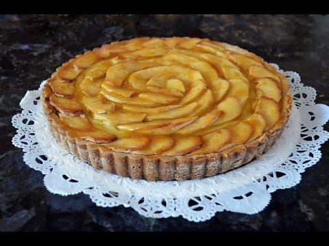 French Apple Pie Tart