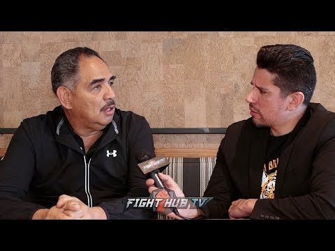 ABEL SANCHEZ DETAILS HOW GENNADY GOLOVKIN FOUND OUT ABOUT CANELO'S DRUG TEST!