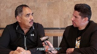 ABEL SANCHEZ DETAILS HOW GENNADY GOLOVKIN FOUND OUT ABOUT CANELO