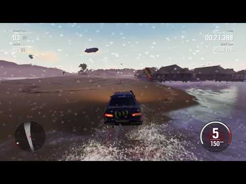 Gravel Gameplay [PS4 Pro]