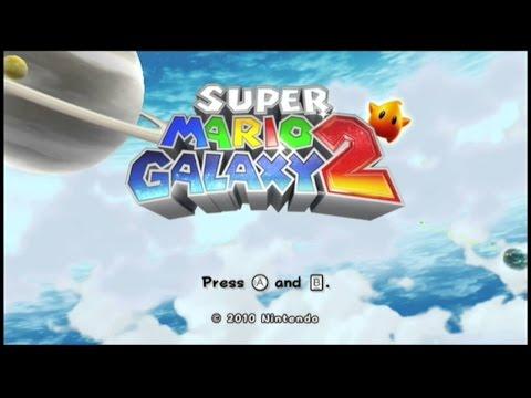 Wii Longplay [005] Super Mario Galaxy 2 (World 1)
