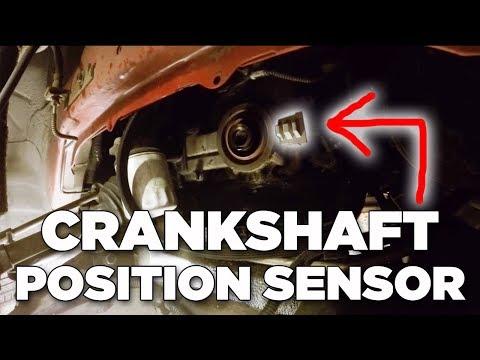 How To Install Crankshaft Position Sensor | 3.8L Monte Carlo SS