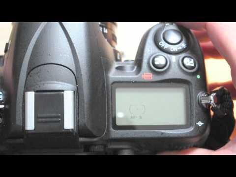 Nikon DSLR Fine Tune Auto Focus