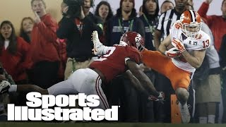 Inside The Controversial Play That Won Clemson A National Championship   Sports Illustrated