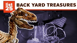 Download 25 Unusual Things You Won't Believe Were Found In A Backyard Video