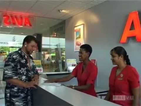 Avis Car Rental Fiji