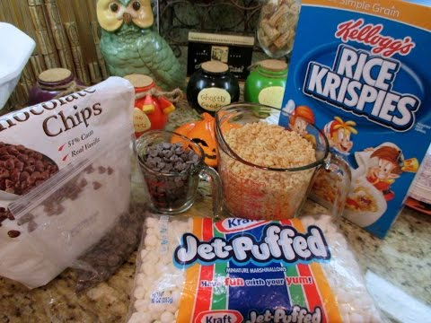 Chocolate Rice Krispy Treats recipe - asimplysimplelife