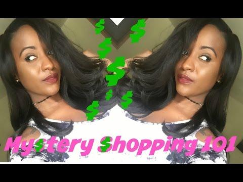 Mystery Shopping 101! Make Money Weekly As A Mystery Shopper! #SAVVYSIDEHUSTLES