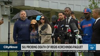 Family members allege police played a role in death of Regis Korchinski-Paquet