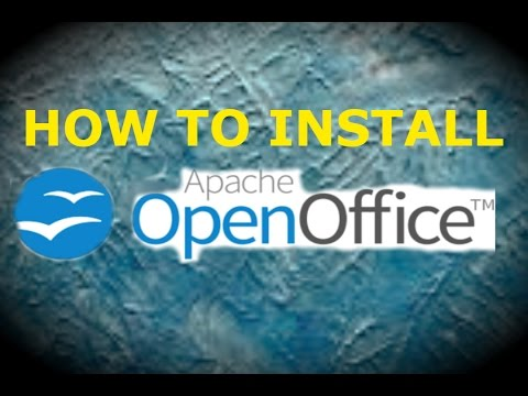 How To Install/ Download OpenOffice