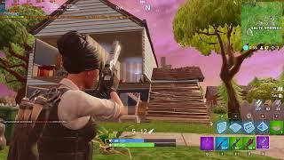4K] Fortnite Battle Royale Sniper Shootout V2 Gameplay | RX