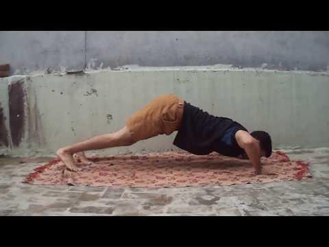 how to do reverse push-ups