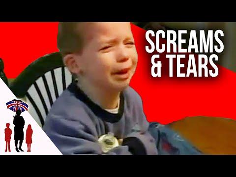Screams & Tears Saying Goodbye To Bottle   Supernanny