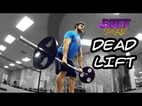 How to Perform the Deadlift - Proper Deadlift Technique & Form