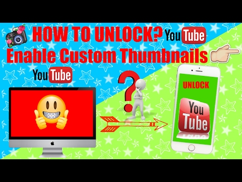 😱 Enable Custom Thumbnails 📱 without monetizing $ SO YOU CAN ADD A 📸THUMBNAIL💋