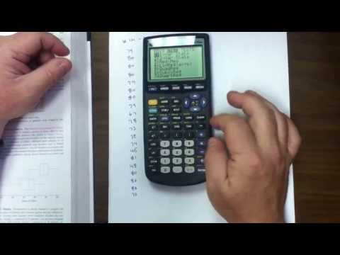 Use the Calculator to Find the Five Number Summary of a Data Set - Part 1 - 30