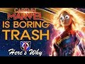 Captain Marvel Is Boring TRASH Heres Why