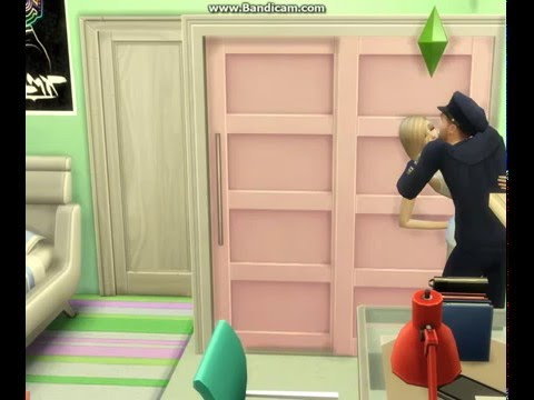 The Sims 4 Get Together: Woohoo in the closet || The Sims 4 Spotkajmy Się: Bara-bara w szafie