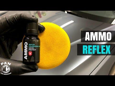 AMMO REFLEX: Une Protection Céramique Brillante et Facile à Appliquer!