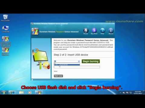 Windows 8 Forgotten Password Reset without Reset Disk