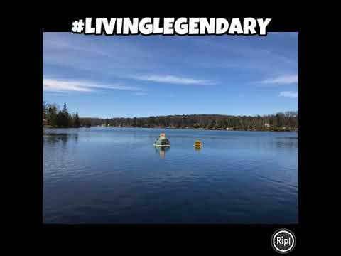 #livinglegendary