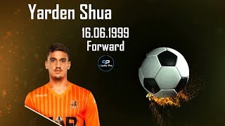 Yarden Shua Forward -ירדן שועה חלוץ